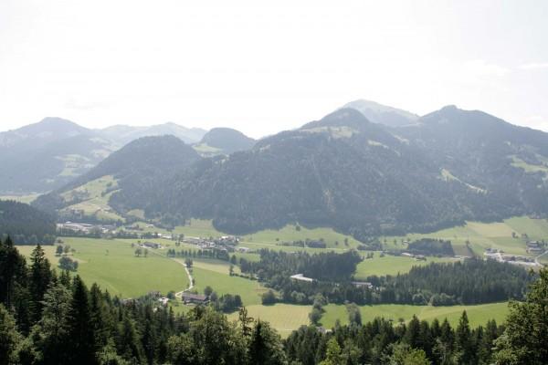 Blick vom Berg (Lengau)