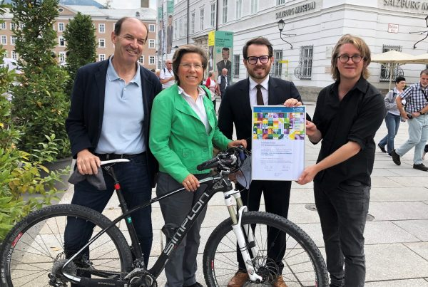 Tiefgarage für Fahrräder statt Autos