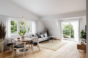 Glanbachgut – Schöner wohnen – leicht gemacht, 5082 Grödig, Dachgeschosswohnung