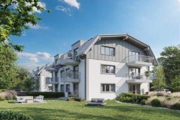 Blick über den Glanbach in Fürstenbrunn, 5082 Grödig, Wohnung