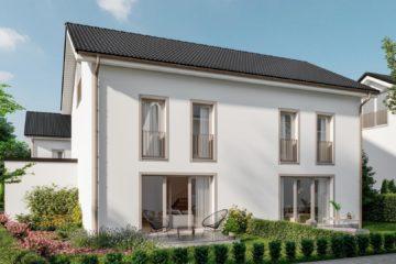 Doppelhaushälfte mit ausgebautem Dachgeschoss, 5204 Straßwalchen, Doppelhaushälfte