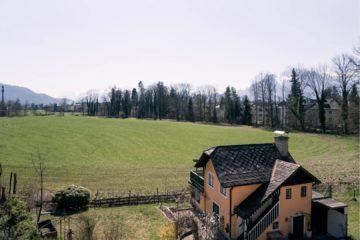 Historisches Gebäudeensemble im Grünland in Aigen, 5026 Salzburg, Villa