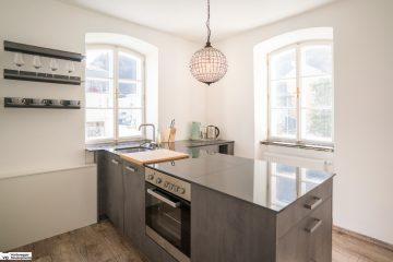 Urban wohnen in einer Ceconi Villa (Schallmoos), 5020 Salzburg, Wohnung