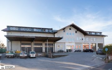 Vielseitige Geschäftsfläche in Bergheim/Siggerwiesen, 5101 Bergheim, Lager